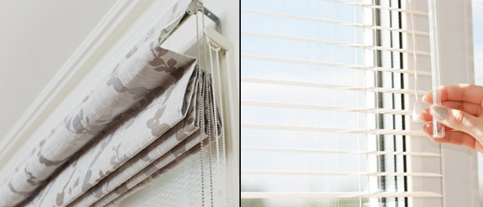 Greater Options for Using Roller Blinds