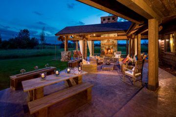 luxury homes in Montana