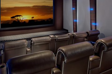 Sit back, relax, and enjoy the movie...in your own home!